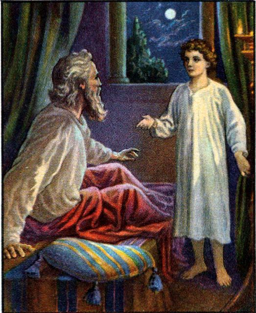 Story And Bible Samuel Eli